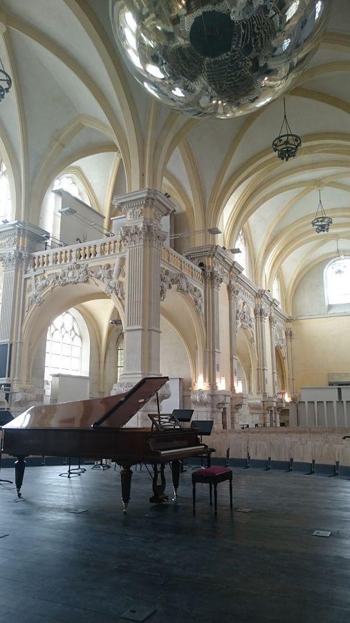 L'Erard, la Chapelle, la boule acoustique : un lieu hors du commun.